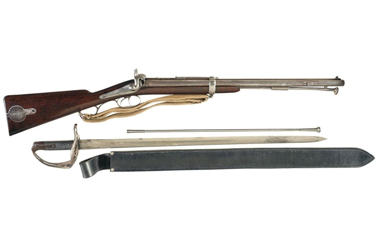 Двустволка Джейкоба для борьбы с артиллерией