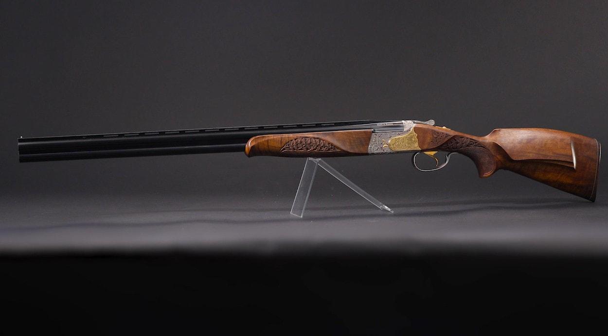 """Высокохудожественное оружие: MP-27M-1C """"Малиновка"""""""