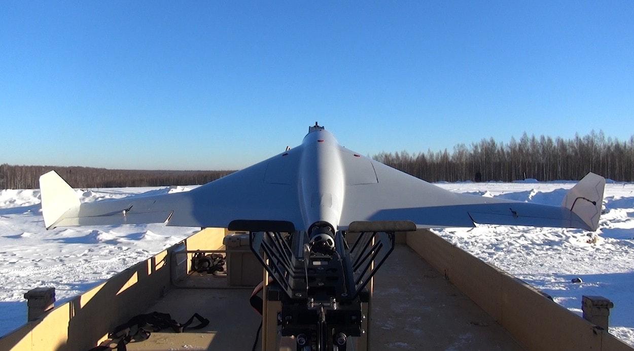 Концерн «Калашников» разработал высокоточный ударный беспилотный комплекс «КУБ-БЛА»
