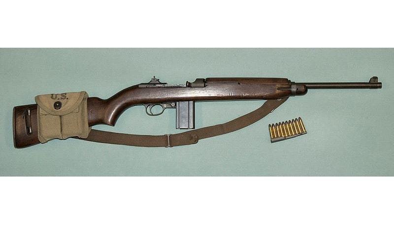 История калибра: .30 Carbine. «Почтипромежуточный» патрон