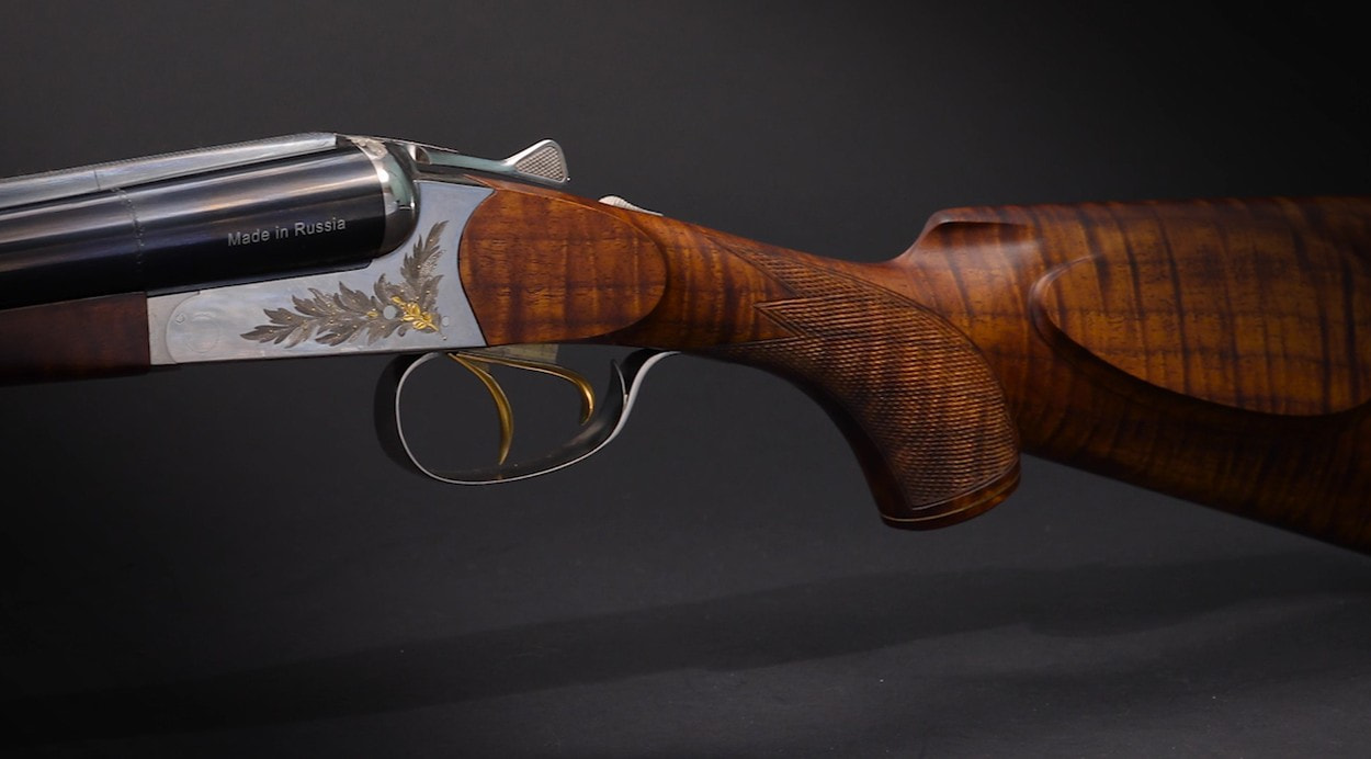 Высокохудожественное оружие: МР-43 «Зима Близко»