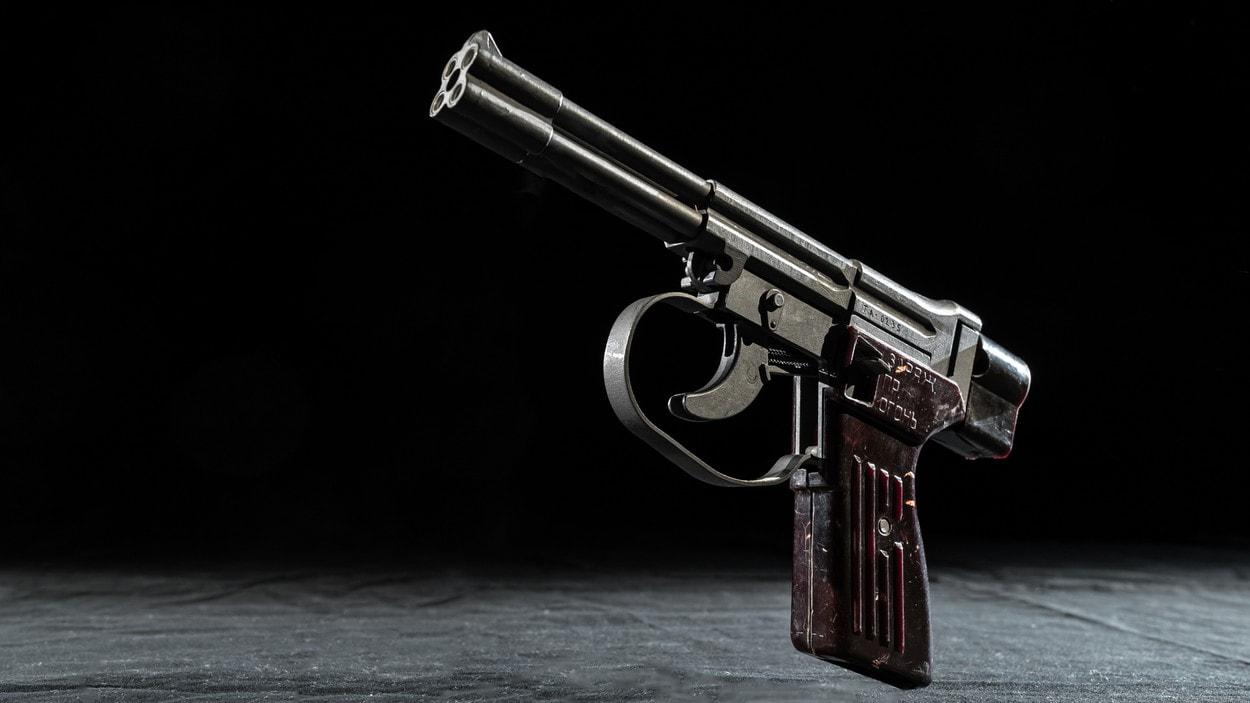 Паноптикум: подводный пистолет СПП-1М