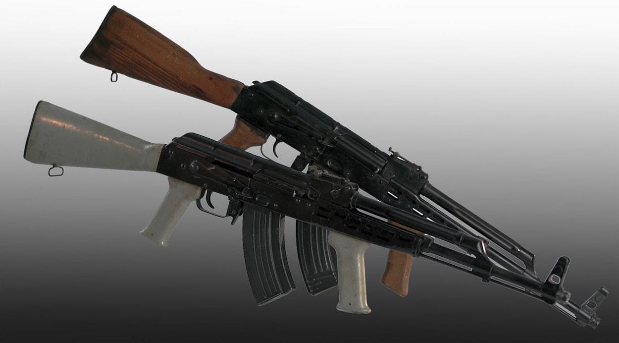 «Калашников: вокруг света». Венгерский АКМ-63