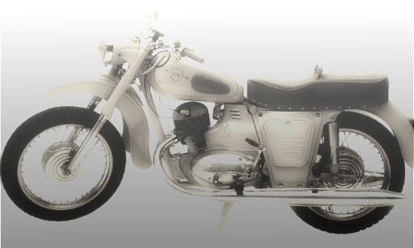 Мотоциклы «Иж»: эволюция моделей