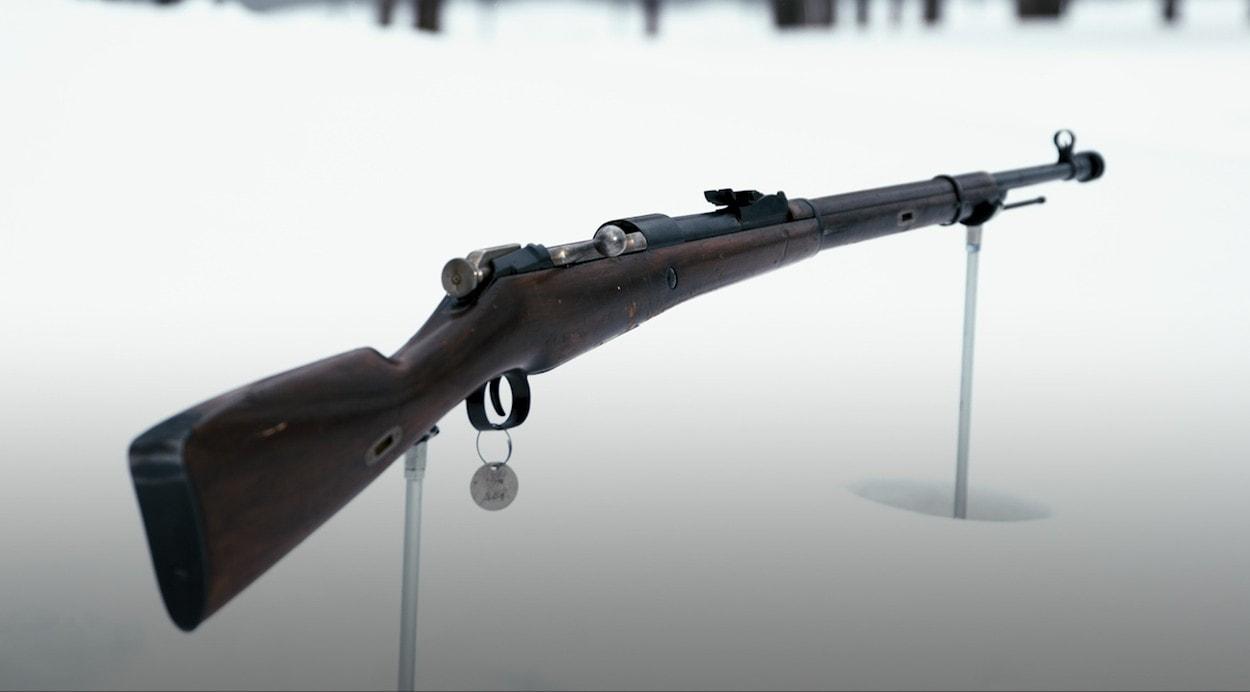 100 лет «Красной Армии»: Легкое противотанковое ружье калибра 7.62мм