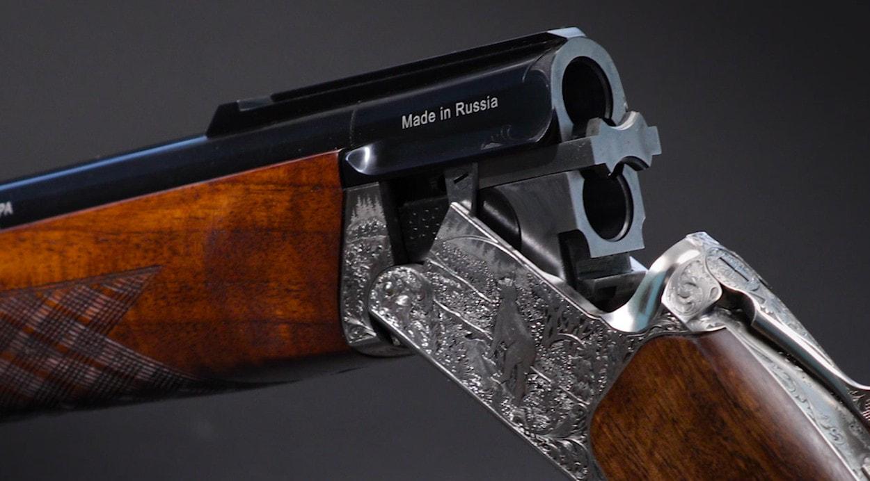 Высокохудожественное оружие: МР-27М Ланкастер