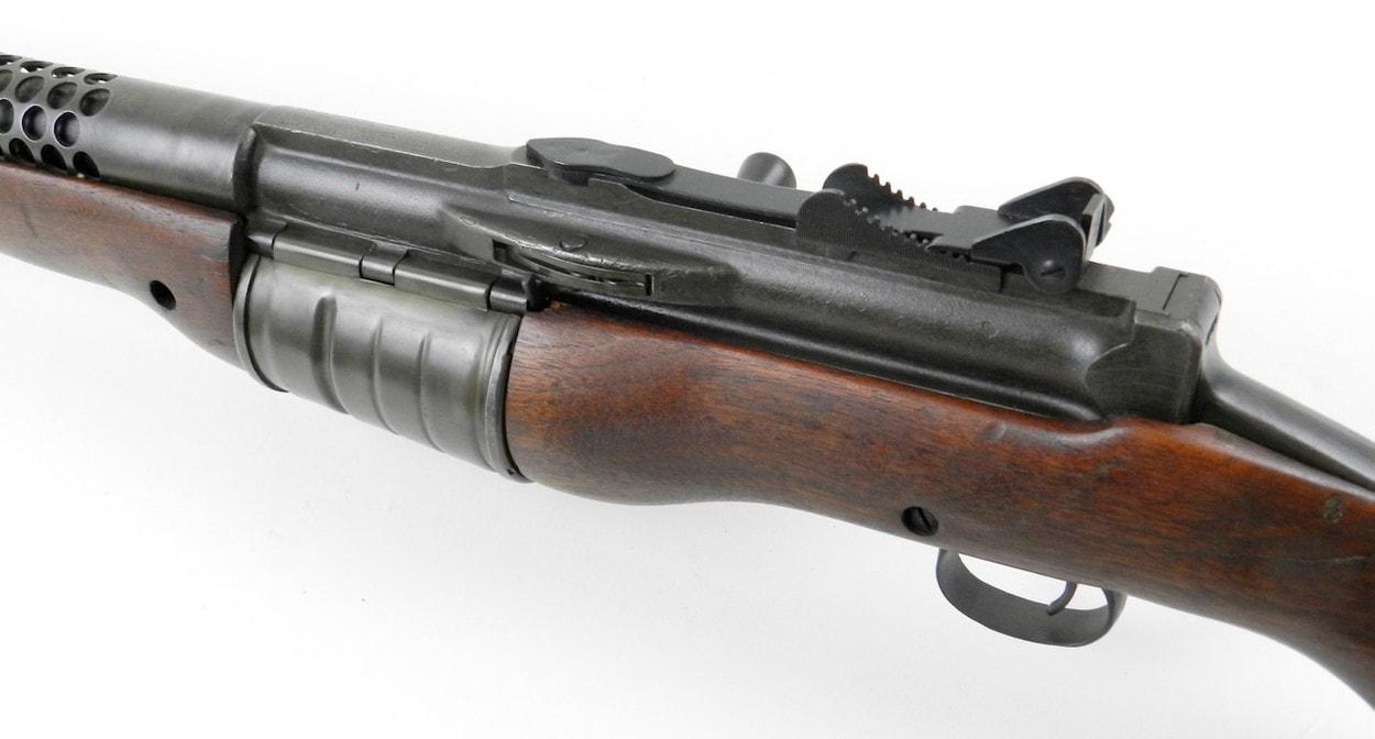 Johnson M1941: несостоявшаяся винтовка американской армии
