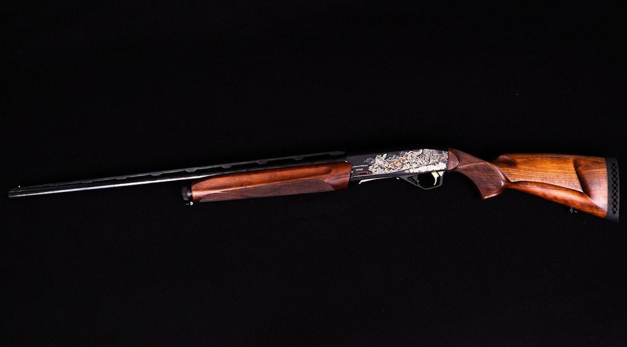 Высокохудожественные ружья с гравировкой