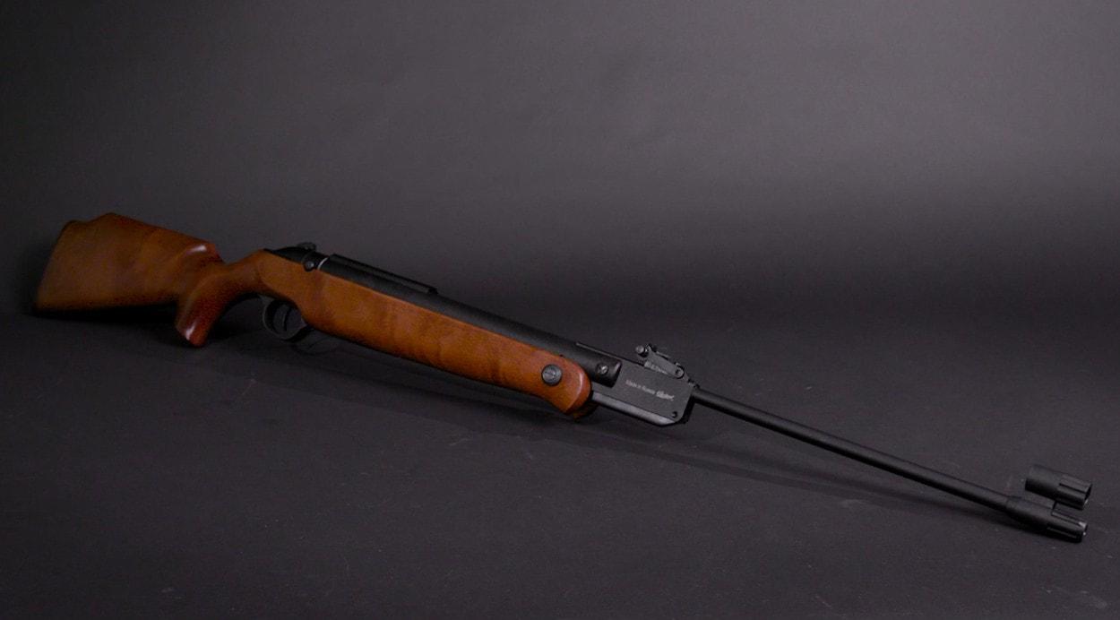 Современная пневматика: винтовка МР-515