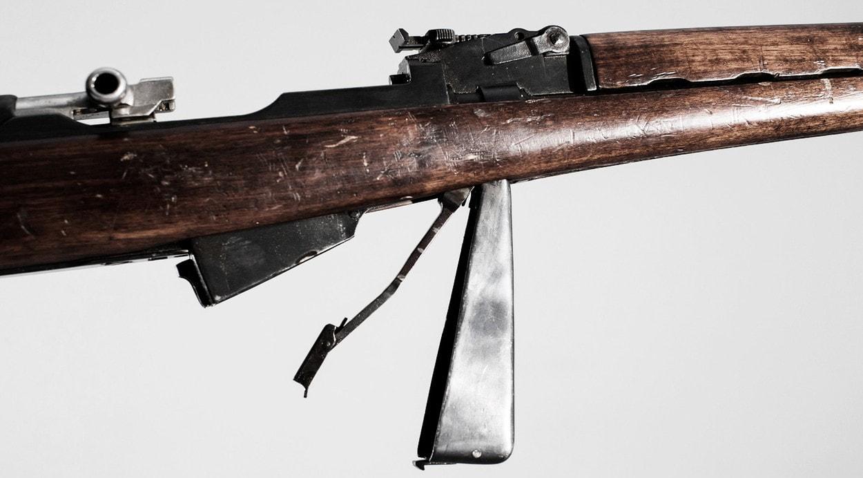 100 лет «Красной Армии»: Самозарядный карабин Калашникова, опытный