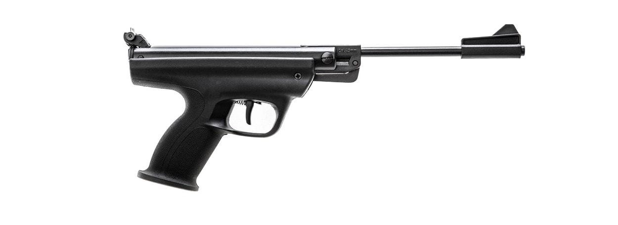 Современная пневматика: пистолет пружинно-поршневого типа МР-53М