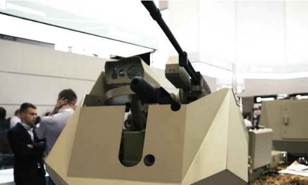 Боевые модули и автоматизированные комплексы Концерна «Калашников»