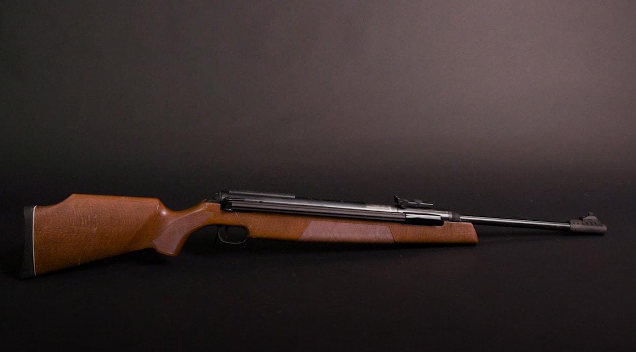 История пневматики: винтовка Diana 54