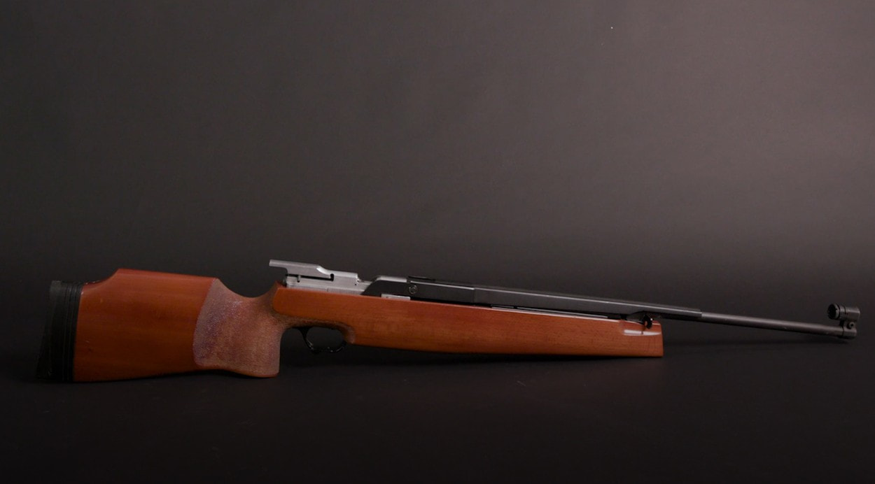 История пневматики: винтовка MLG 550