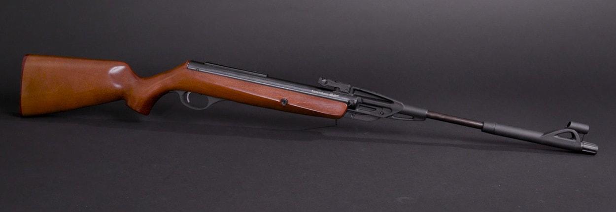 Современная пневматика: винтовка МР-512 исп. 53