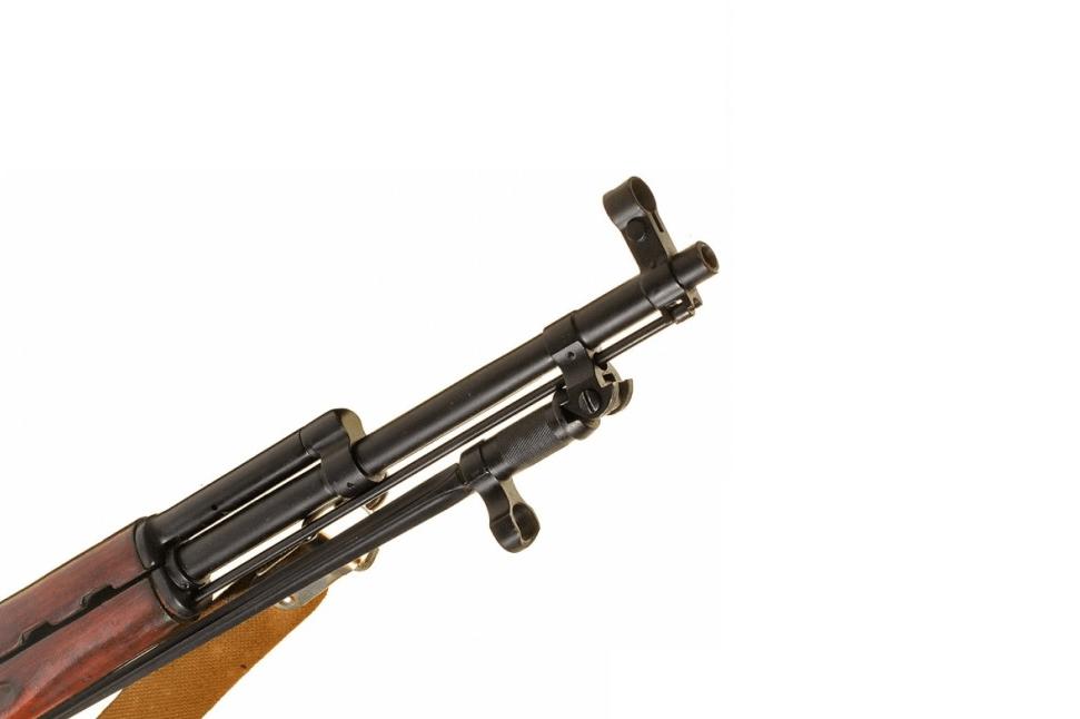 Отчет стрелкового полигона: чехословацкое оружие. Самозарядные карабины