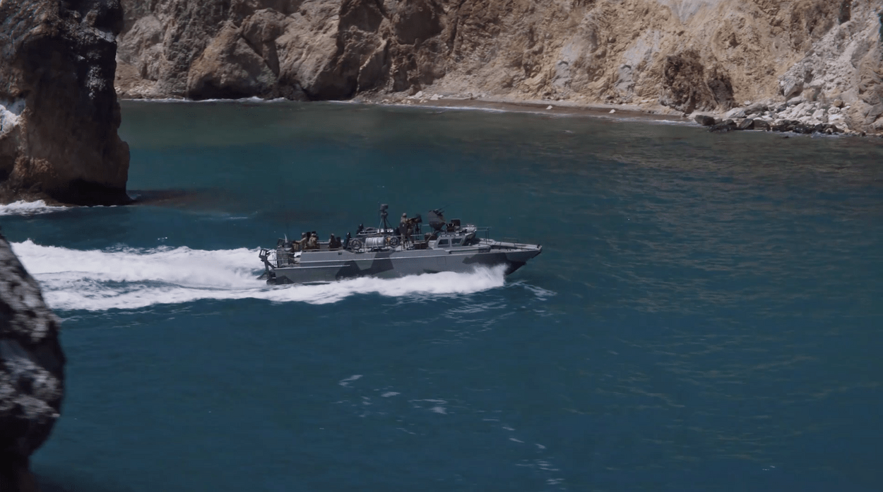 Комплексные решения на воде, земле и воздухе для Сил специальных операций России