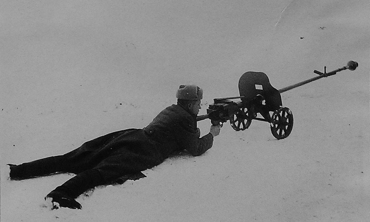 История калибра: суперпатрон Сталина 20х150R