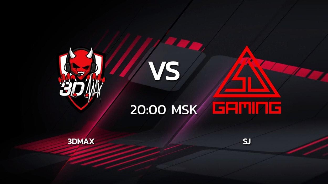 2 сезон Kalashnikov Cup:ex-3DMAX vs. SJ