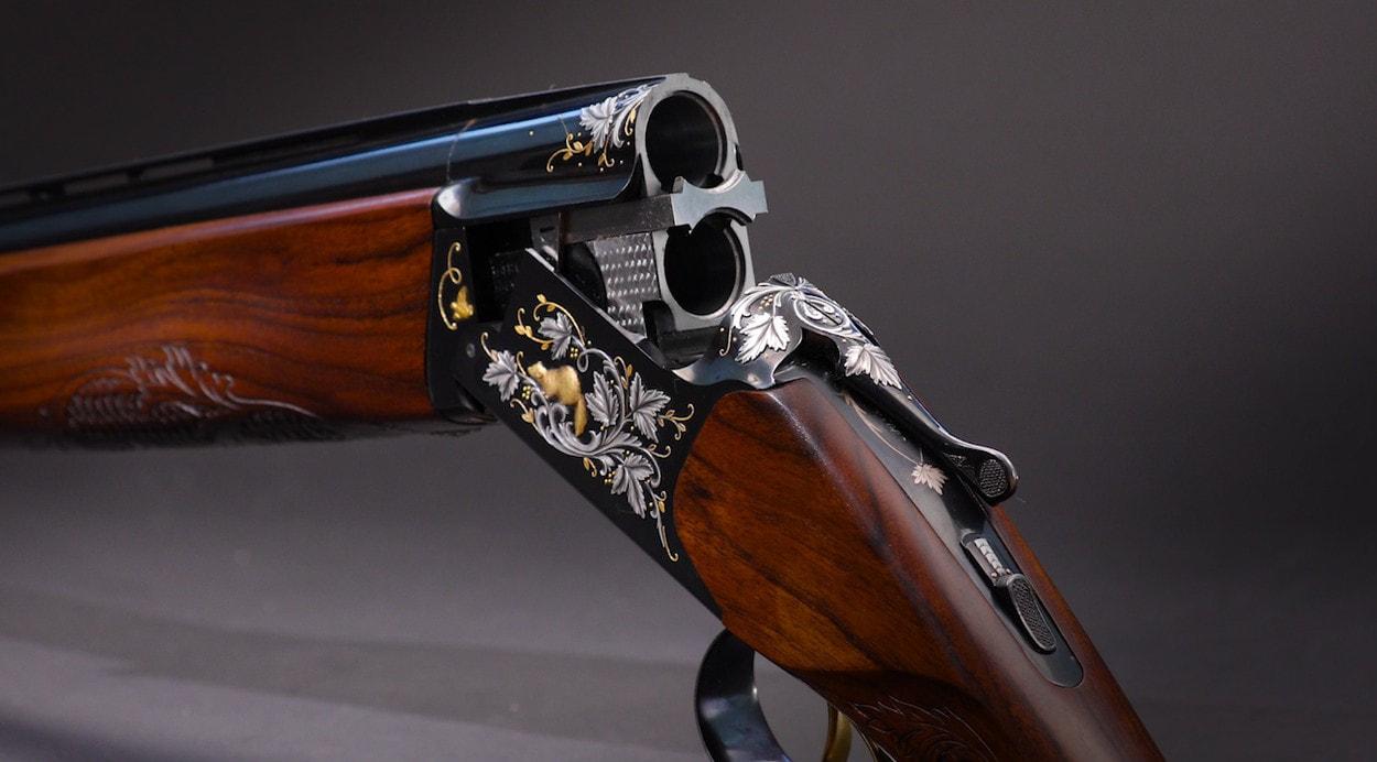 Высокохудожественное оружие: ИЖ-27М «Пушные звери»
