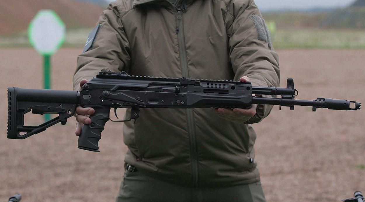 АК TR3: обзор и сравнение с АК-12