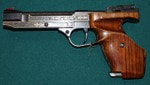 История оружия: спортивный пистолет ИЖ-ХР-30