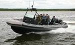 Скоростная штурмовая лодка БК 10M