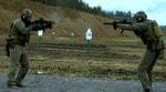 Выступления экспертов «Калашникова» - стрельба на встречных курсах