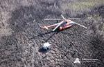 С помощью БВС ZALA обнаружены отделяющиеся части РН «Союз-2»
