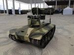 Россия делает ставку на боевых роботов