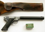 Мировые легенды оружия. Малокалиберный пистолет High Standard HDM