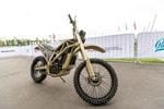 Военная автоинспекция Москвы получила первые электромотоциклы ИЖ Пульсар