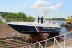 «Калашников» передал катер проекта «Мангуст» Погранслужбе ФСБ