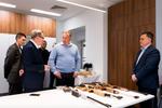 Президент ОКР Станислав Поздняков посетил Концерн «Калашников»