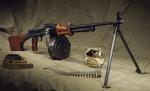 Отчет стрелкового полигона: чехословацкое оружие. Пулеметы