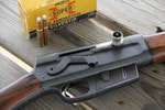 История калибра: .35 Remington. Пули для Бонни и Клайда