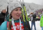 Дарья Домрачева: «Зачастую последняя стрельба решает исход гонки. Так и получилось»