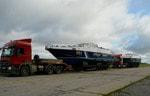 Рыбинские катера отправились на Дальний Восток