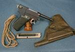 Пистолет Glisenti M1910 или итальянский «Парабеллум»