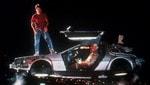 Летающие автомобили в кино