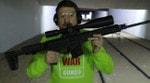 WarGonzo тестирует Снайперскую Винтовку Чукавина