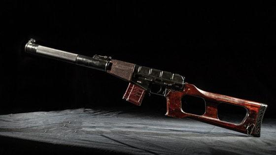 Паноптикум: винтовка снайперская специальная «Винторез»