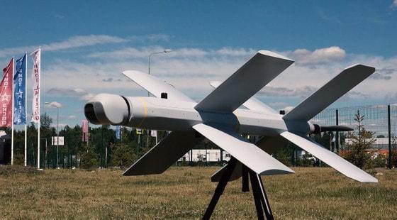 «Калашников» представил высокоточный ударный беспилотный комплекс «ZALA ЛАНЦЕТ»