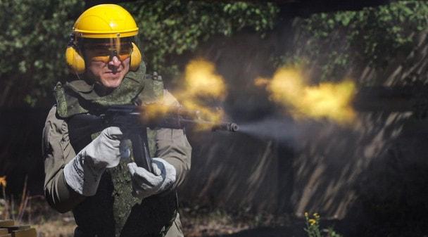 Разрушители оружия: АК-74М