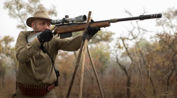 Основной Инстинкт: Охота в Камеруне. Часть 12