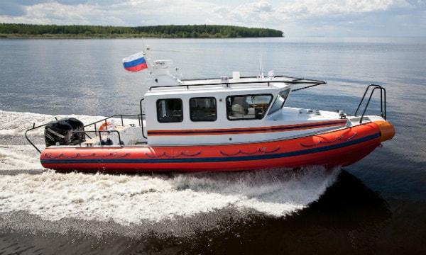 Поисково-спасательный катер «Лидер 11»