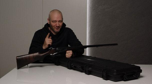 Ружье МР-43Е-1С. Личный арсенал Евгения Спиридонова