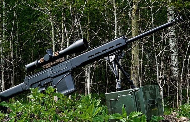 Снайперские винтовки Концерна «Калашников»