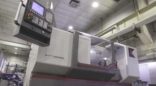 «Калашников» запустит в производство новую версию токарного станка «ИЖ»