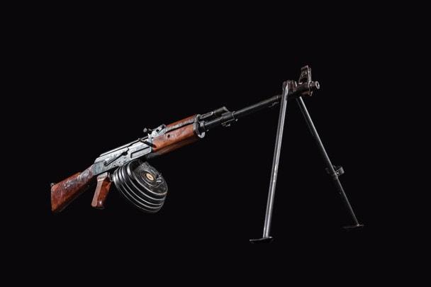 Калашников100: экспериментальный ручной пулемет Калашникова